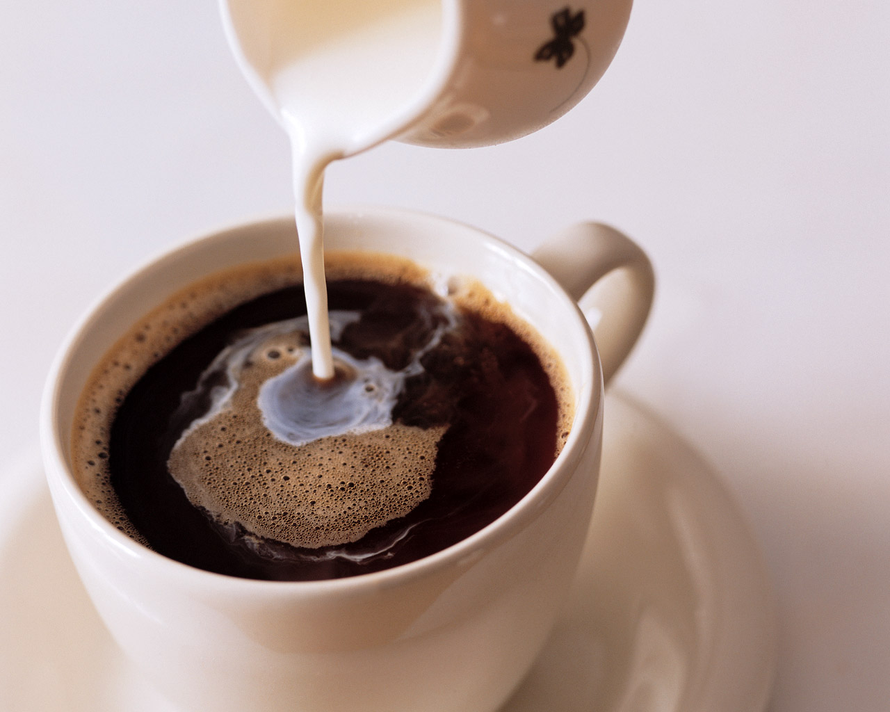 Americans drink 400 million cups of coffee every day which adds up to